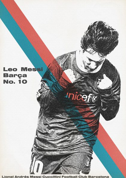 Zoran Lucic - Messi 7