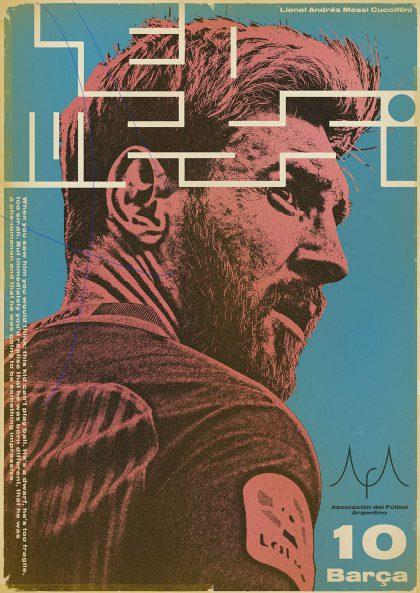 Zoran Lucic - Messi 8