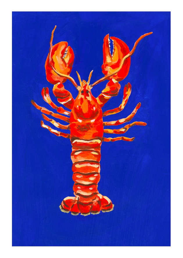 Marion Poujade - Le complexe du homard