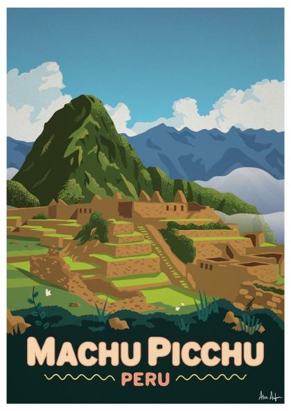 Alex Asfour - Macchu Picchu