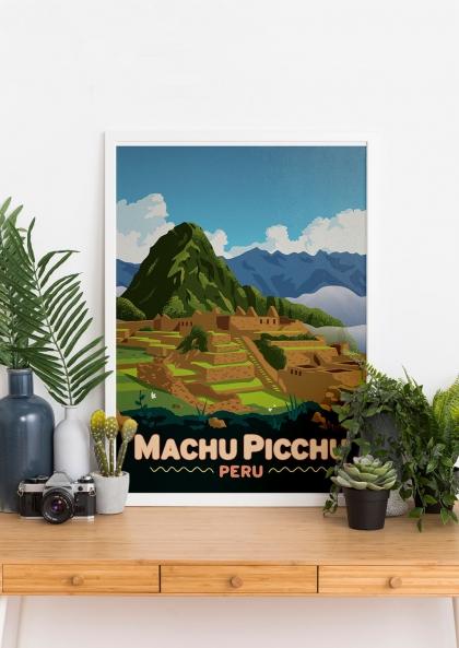 Alex Asfour Macchu Picchu