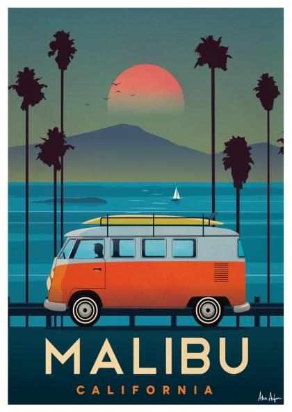 Alex Asfour - Malibu