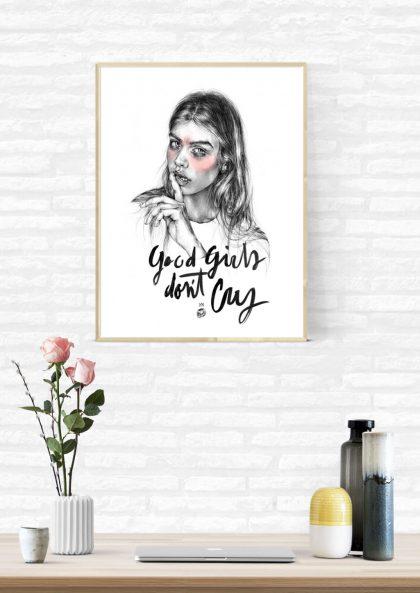 Marynn Good Girls don't cry