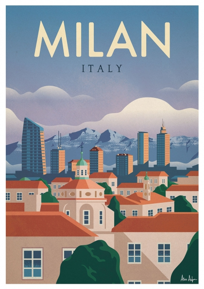 Alex Asfour - Milano