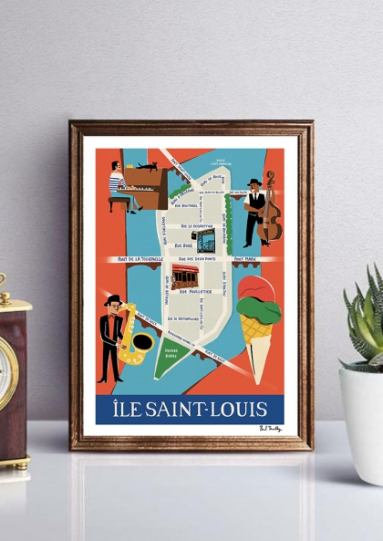 Paul Thurlby Ile Saint Louis