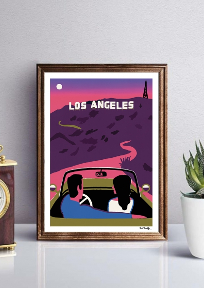 Paul Thurlby - Los Angeles