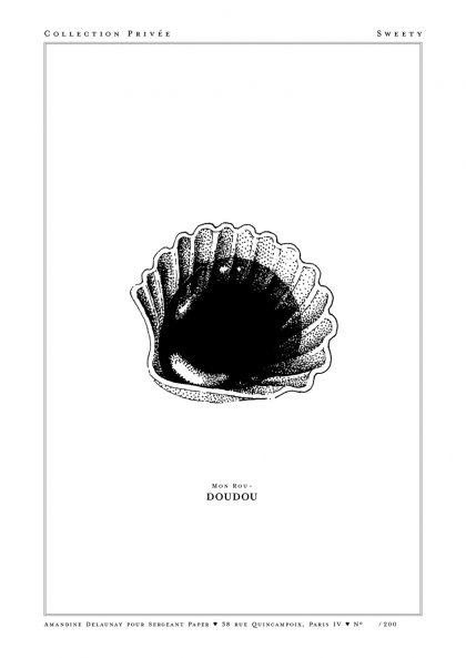 Amandine Delaunay - Mon roudoudou