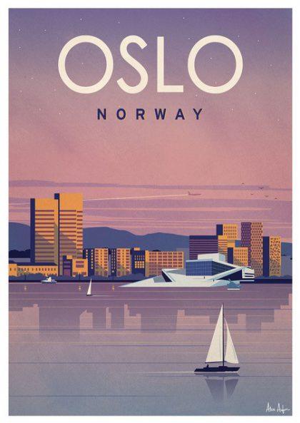 Alex Asfour - Oslo