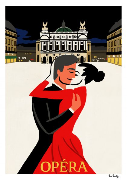 Paul Thurlby - Opéra
