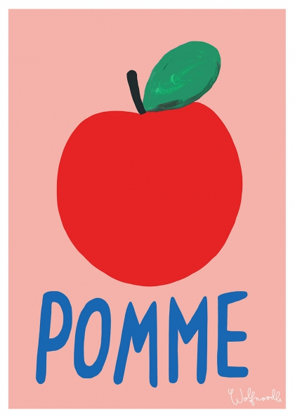 Wolfnoodle - Pomme