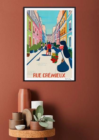 Paul Thurlby Rue Crémieux