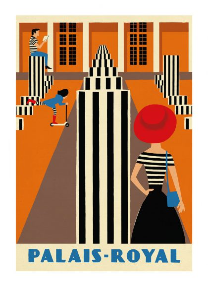 Paul Thurlby - Palais Royal
