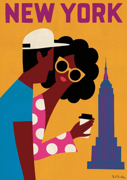 Paul Thurlby - New York