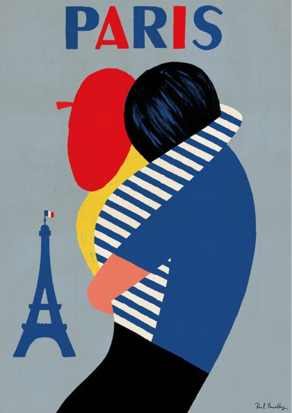 Paul Thurlby - PARIS