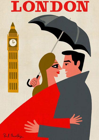 Paul Thurlby - London