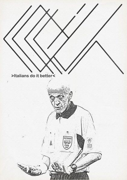 Zoran Lucic - Pierluigi Collina 2