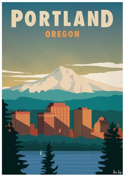 Alex Asfour - Portland