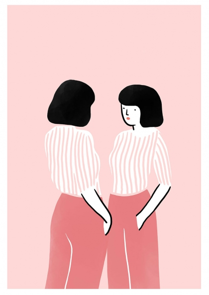 Agathe Sorlet Reflection