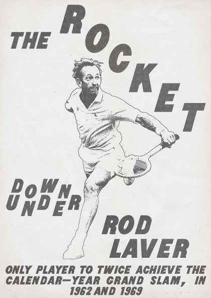 Zoran Lucic - Rod Laver 1