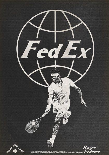 Zoran Lucic - Roger Federer 3