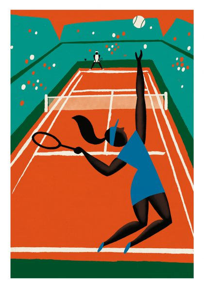 Paul Thurlby - Roland Garros