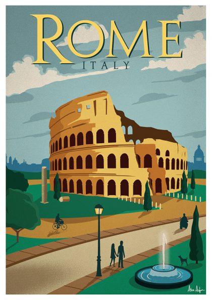Alex Asfour - Rome