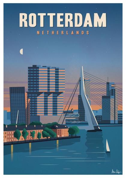 Alex Asfour - Rotterdam
