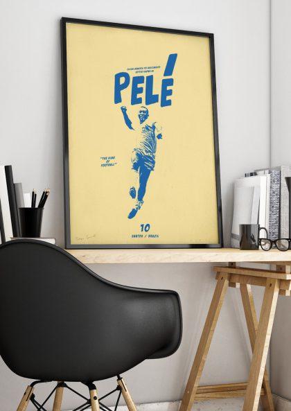 Zoran Lucic Pelé 4