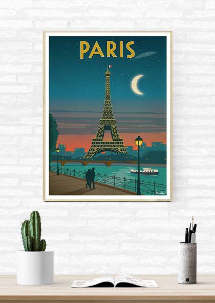 Alex Asfour Paris Moonlight