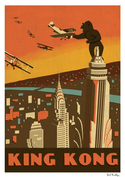 Paul Thurlby - King Kong