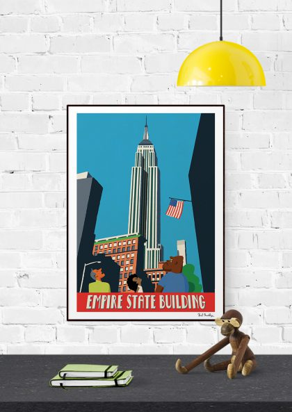 Paul Thurlby Empire State Building