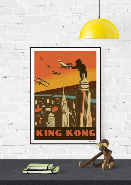 Paul Thurlby King Kong
