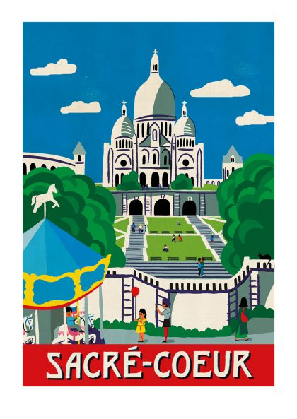 Paul Thurlby - Sacre Coeur