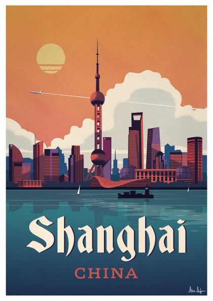Alex Asfour - Shanghai