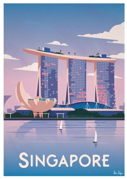 Alex Asfour - Singapour