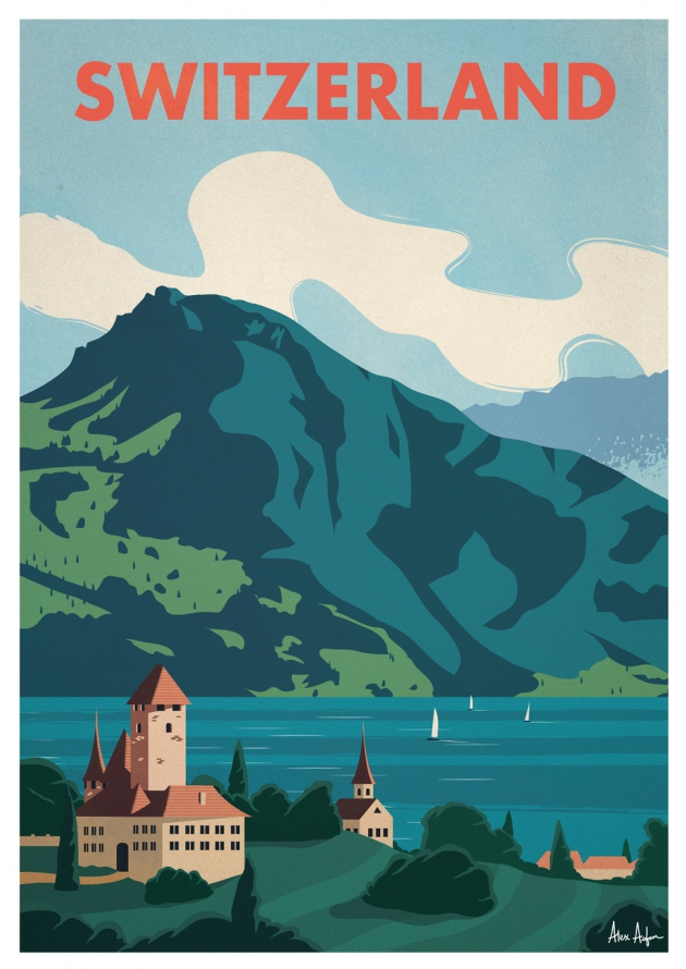 Alex Asfour - Switzerland