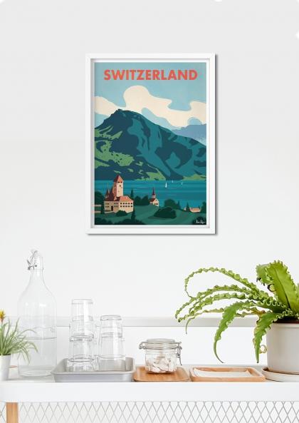 Alex Asfour Switzerland