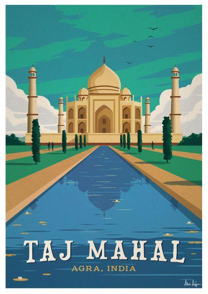 Alex Asfour - Taj Mahal