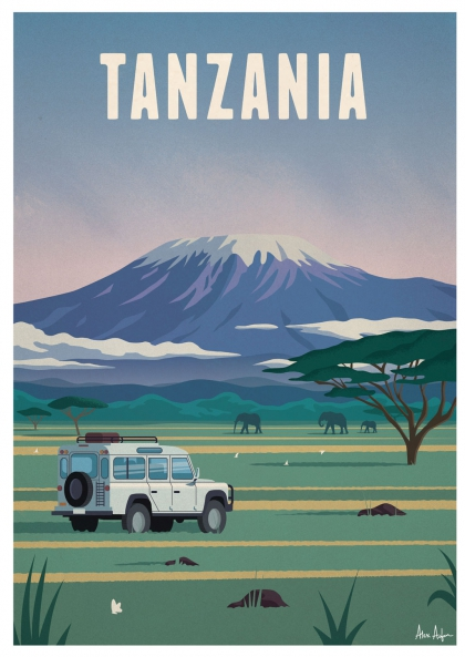Alex Asfour - Tanzanie