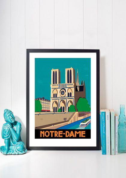 Paul Thurlby Notre Dame de Paris