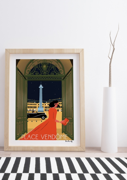 Paul Thurlby Place Vendôme