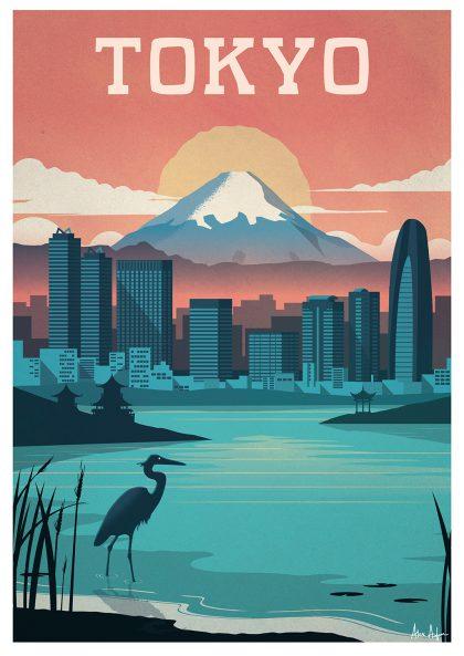 Alex Asfour - Tokyo