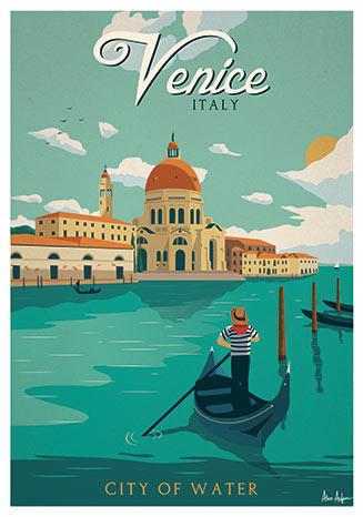 Alex Asfour - Venise