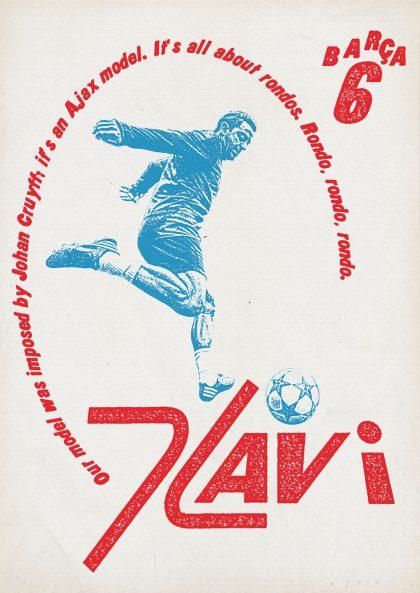 Zoran Lucic Xavi 4