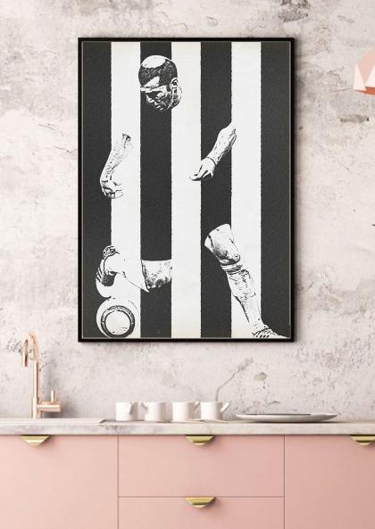 Zoran Lucic Zizou Juventus 2