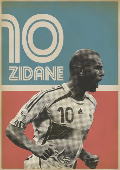 Zoran Lucic Zidane 10