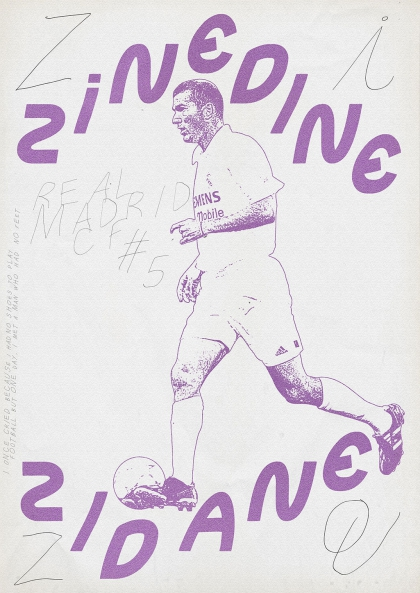 Zoran Lucic - Zidane RMCF 2 A3