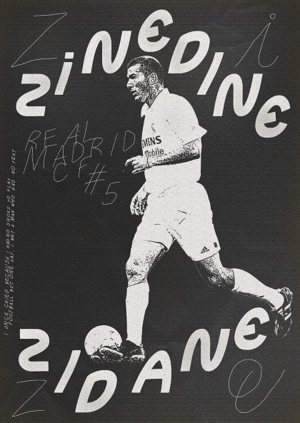Zoran Lucic - Zidane RMCF1