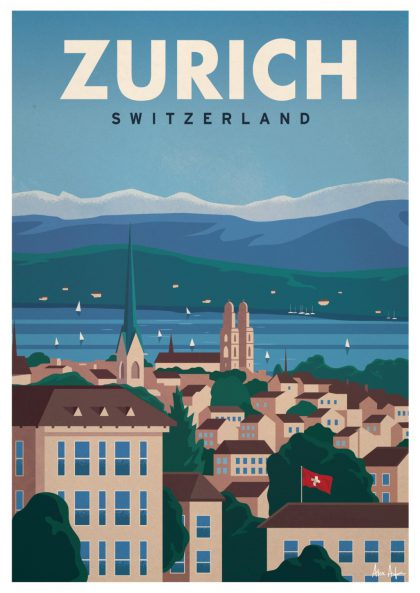 Alex Asfour - Zurich
