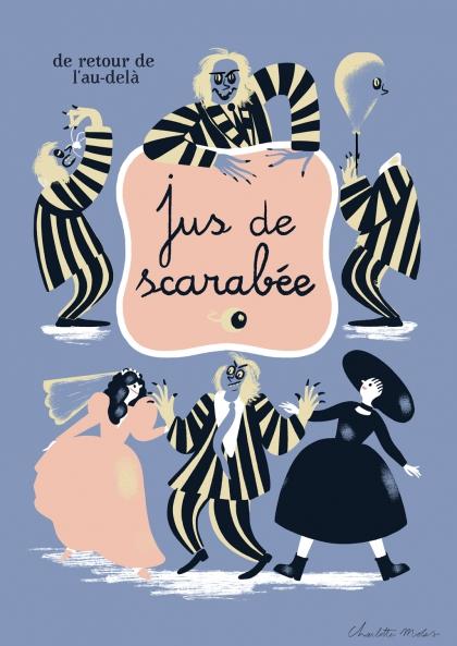 Charlotte Molas - Jus de scarabée